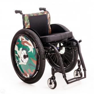 Кресло-коляска инвалидная Катаржина Патриот в Казани