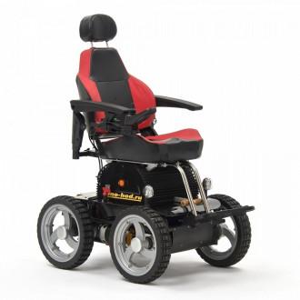 Инвалидная коляска с электроприводом  Observer Максимус 4х4 в Казани