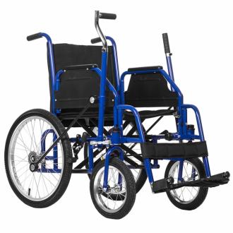 Кресло-коляска с рычажным приводом Ortonica Base 145 в Казани