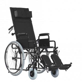 Кресло-коляска с высокой спинкой Ortonica Base 155 в Казани