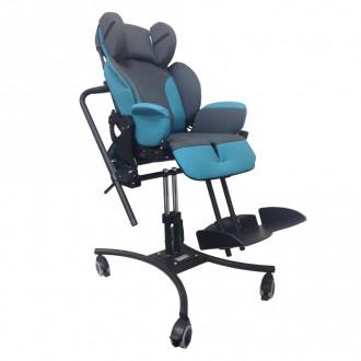 Кресло-коляска инвалидная для детей с ДЦП HOGGI BINGO Evolution на домашней раме в Казани