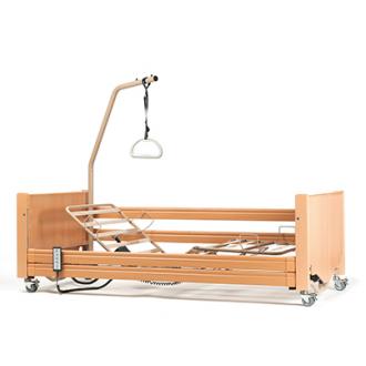 Многофункциональная кровать с электроприводом Vermeiren LUNA X-Low в Казани