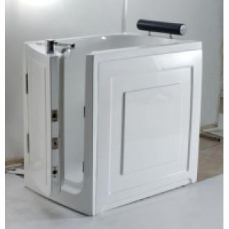 Ванна для людей с частичной утратой опорно-двигательных функции WOMA Q376
