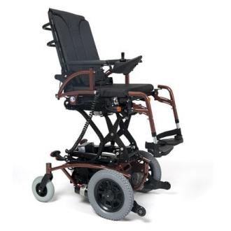 Инвалидная коляска с электроприводом Vermeiren Navix Lift в Казани
