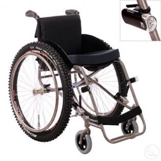 Кресло-коляска активного типа Катаржина Пикник «Экстрим» в Казани