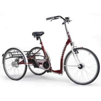Велосипед трёхколёсный Vermeiren Liberty в Казани