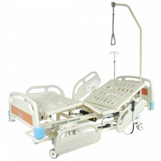 Кровать функциональная с электроприводом Belberg-3-79 с выдвиж.ложементом (5 функ) (CPR+аккум) в Казани