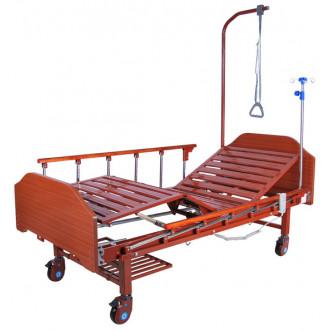 Кровать с электроприводом Belberg 7-077Н, 2 функц. ЛДСП (без матраса) в Казани