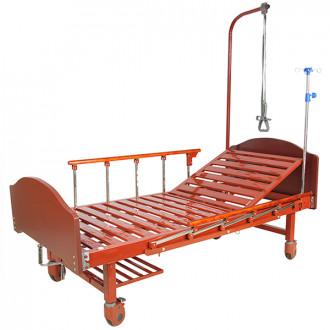 Кровать с механ.приводом Belberg 17B-01H, 1 функция ЛДСП (без матраса + столик) в Казани