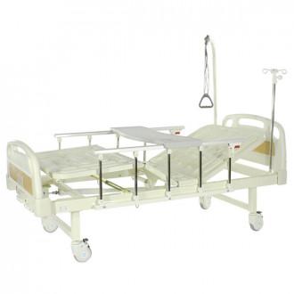Кровать c механ.приводом Belberg 8-18ПЛН, 2 функц. ЛДСП (без матраса+столик) в Казани