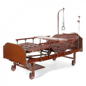 Кровать c механ.приводом Belberg 8-118ПЛН, 2 функц. ЛДСП (без матраса+столик) в Казани