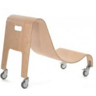 Мобильная деревянная база для кресла Special Tomato Sitter в Казани