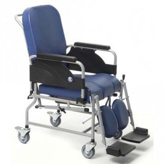 Кресло-каталка с санитарным оснащением Vermeiren 9303 в Казани