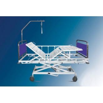 Кровать мед. функц. Belberg 3-02 на колесах, с регул. высоты при помощи гидропривода в Казани