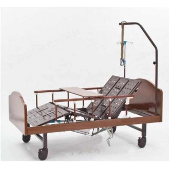 Механическая кровать функциональная медицинская DHC с принадлежностями FF-4 с функцией переворачивания пациента в Казани