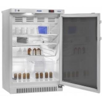 Холодильник фармацевтический малогабаритный ХФ-140-1(ТС) с тонированной стеклянной дверью (140 л) в Казани