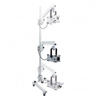 Передвижная стойка для рентгеновских аппаратов весом до 10,5 кг Gierth Mobile X-Ray stand Light в Казани