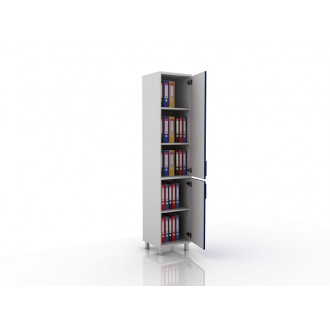 Шкаф для документов (глухие дверцы) 105-001-3 в Казани