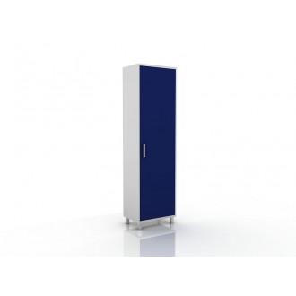 Шкаф для одежды (перекладина хром) 105-001-8 в Казани