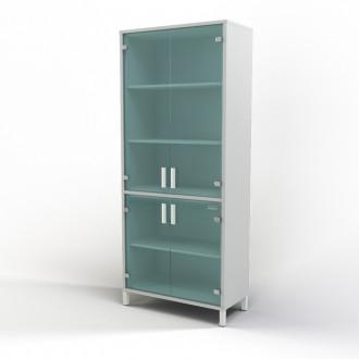 Шкаф для документов (стекло) 105-003-3 в Казани