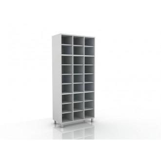 Шкаф картотечный-стеллаж 105-004-4 в Казани