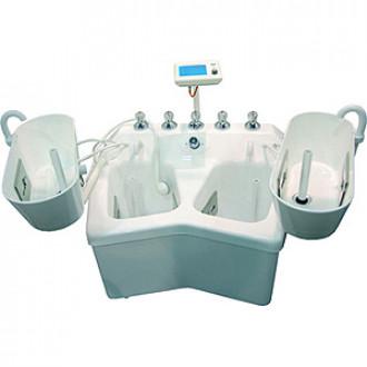 Электрогальваническая вихревая ванна для конечностей Unbescheiden Модель в Казани