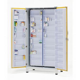 Шкаф медицинский для медикаментов 13-FP801 в Казани