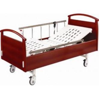 Кровать  электрическая  с деревянными спинками в Казани