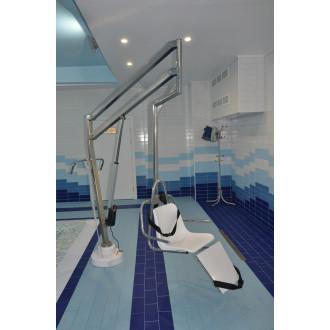 Подъемник большой для опускания пациента в бассейн в Казани