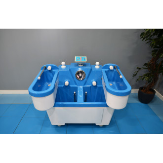 Ванна 4-х камерная Истра-4К струйно-контрастная в Казани
