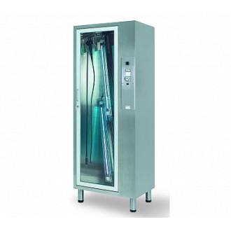 Шкаф медицинская из нержавеющей стали для чистых помещений 23-PA1740 в Казани