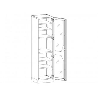 Шкаф медицинский МШ-1-04 для медикаментов в Казани