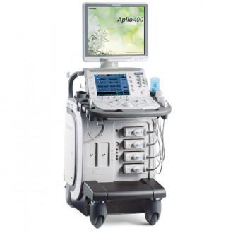УЗИ сканер экспертного класса APLIO 400 в Казани