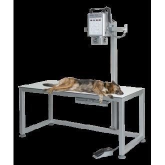 Рентгеновская диагностическая система Gierth HF 200 A Plus со столом CombiVet S в Казани