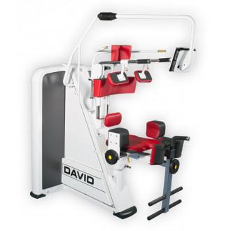Тренажер механотерапевтический David Back Concept F120 Ротационный комплекс для тренировки торса в Казани