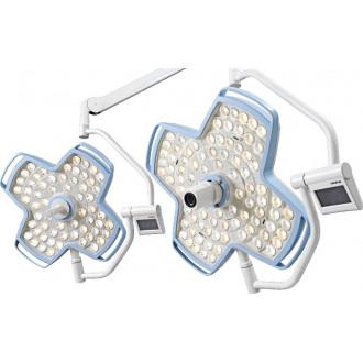 Трехкупольный хирургический светодиодный светильник серии HyLED 9 в Казани