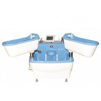 Четырехкамерные ванны для струйно-контрастных и электрогальванических процедур Tasman в Казани