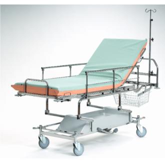 Каталка для транспортировки пациентов двухсекционная Tarsus B1-230-1100-1005 в Казани