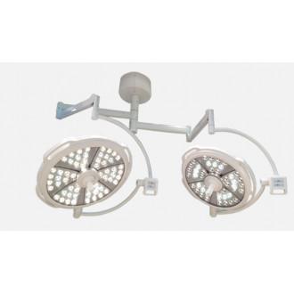 Светодиодный хирургический светильник двух купольный YDZ700/500 plus в Казани