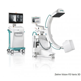 Передвижная рентген установка С-дуга Ziehm Vision FD Vario 3D в Казани