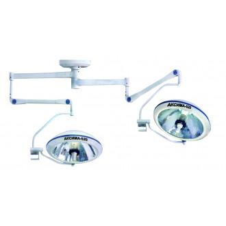 Хирургический потолочный светильник Аксима-520/ 520 в Казани