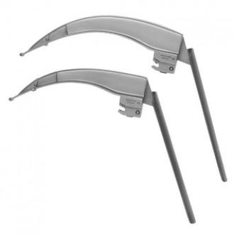 Клинки ларингоскопические Ri-Integral Flex Macintosh Ф.О. c гибким дистальным концом, со встроенными световодами в Казани