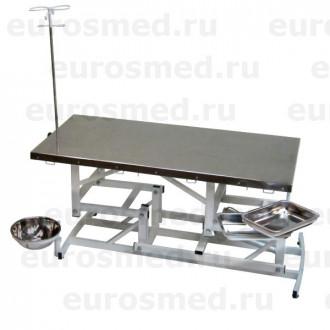 Стол ветеринарный универсальный СВУ-1 электропривод в Казани