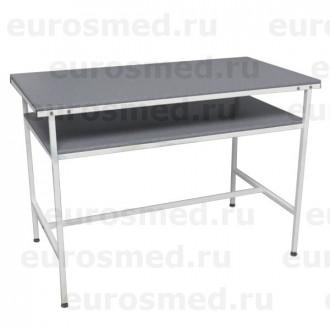 Стол ветеринарный СВУ-2 с рентгенпрозрачной столешницей и полкой под кассету в Казани