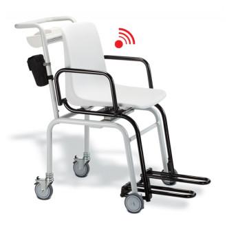 Медицинские беспроводные мобильные весы-кресло seca 954 в Казани