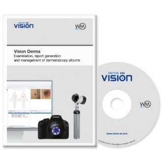 Программное обеспечение Vision Derma Basic в Казани