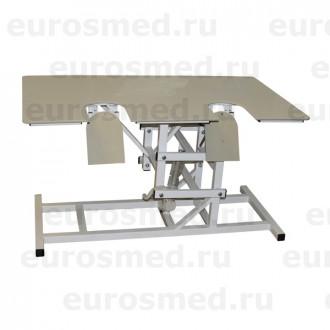 Стол ветеринарный универсальный СВУ-29 с опускающимися створками для УЗИ в Казани