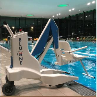 Мобильный подъёмник для бассейна DiGi BluOne в Казани