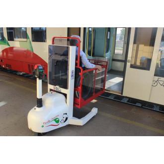 Мобильный подъёмник для железных дорог DiGi PandaStation в Казани