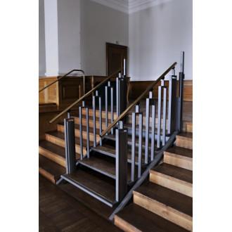 Лестница-трансформер FlexStep V2 / 5 ступенек / высота подъема до 1110 мм в Казани